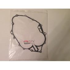 прокладка оригинальная крышки сцепления  мотоцикла Yamaha для моделей  MT-03 2006-2012 XT660 2004-2014